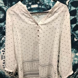 Maurices ~ Long sleeve t shirt